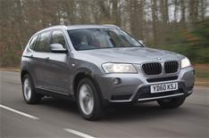 New diesel engine for BMW X3