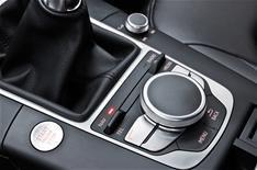 Audi shows A3 at CeBIT tech show