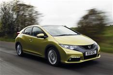 Honda plans new small petrol engine