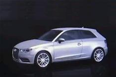 Geneva motor show 2012: Audi A3 revealed