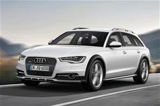 Audi A6 Allroad quattro prices revealed