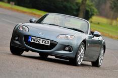 2013 Mazda MX-5 review