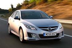 Mazda 6 model line-up revised