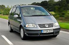 Deal of the Day: Volkswagen Sharan