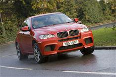 Mercedes considers BMW X6 rival