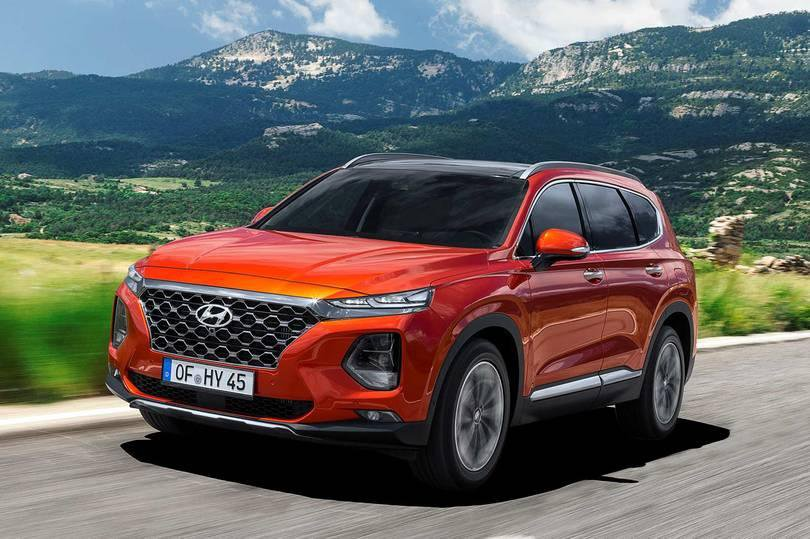 2018 Hyundai Santa Fe – exclusive Reader Test Team preview