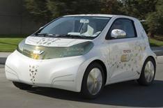 4. Toyota FT-EV