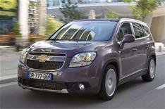 Chevrolet seven-seater costs 16,395