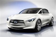 Infiniti reveals Etherea concept car