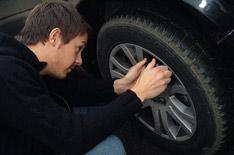 Unsafe tyres on 50% of cars