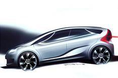 Hyundai's MPV concept car