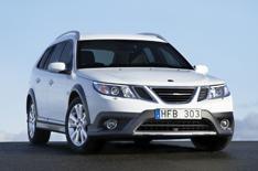 Revealed: Saab 9-3X