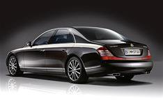 Maybach Zeppelin: a car for millionaires