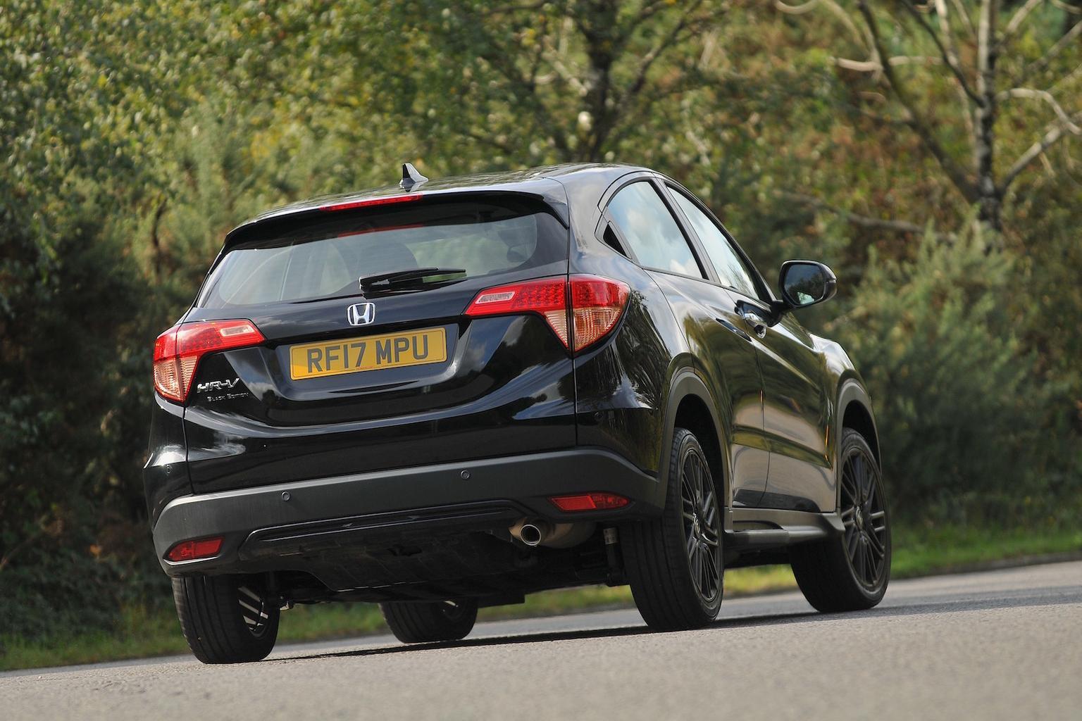Honda HR-V 1.6 i-DTEC Black Edition review - verdict