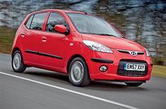 Hyundai's scrappage sales soar