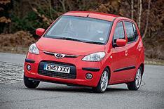 Hyundai i10 gets new petrol engine