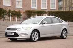 Ford Mondeo with lower price and CO2