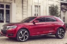 Citroen reveals Wild Rubis SUV concept