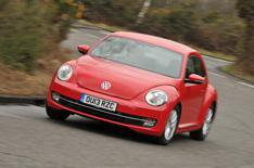 2013 Volkswagen Beetle 1.6 TDI review