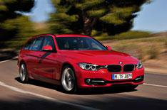 2012 BMW 3 Series Touring revealed
