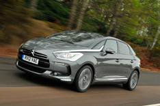 Citroen DS5 to get revised suspension