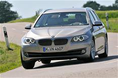 BMW 5 Series updates