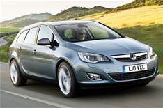 New Vauxhall Astra estate revealed