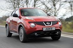 Nissan Juke gets more efficient diesel