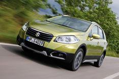 Preview the 2013 Suzuki SX4 S-Cross