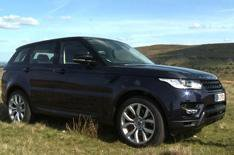 2013 Range Rover Sport video review