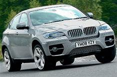 BMW X5 and X6 get sporty