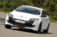 Renault Megane Trophy driven
