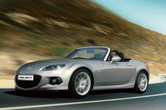 2013 Mazda MX-5 on sale from December
