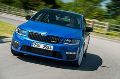 2013 Skoda Octavia vRS review