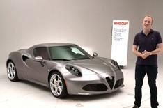 Readers review the 2013 Alfa Romeo 4C