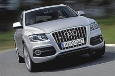 Audi: no city car, but more Q5s