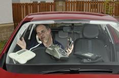 Aug 3: Cracked windscreen