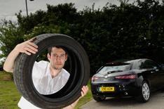 Aug 1: Uneven, rapid tyre wear