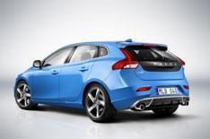 Volvo V40 R-Design revealed
