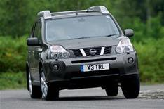 Nissan tweaks X-Trail and bigger 4x4s