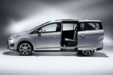 Seven-seat Ford C-Max photos leaked