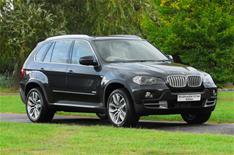 BMW launches 10th anniversary X5