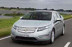 Chevrolet Volt review