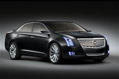 Cadillac looks to luxury and performance