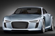 Audi reveals stunning electric coupe