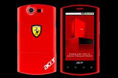 Ferrari goes mobile