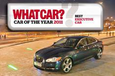 Executive car winner