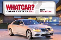 Luxury car winner