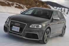 Audi RS3 driven