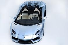 Lamborghini Aventador Roadster unveiled